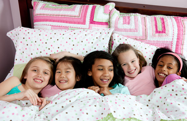 girls-having-a-sleepover